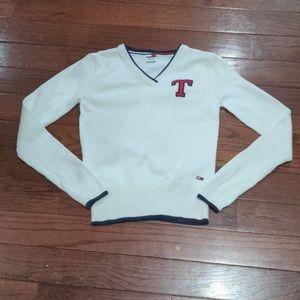 Vintage 90's Tommy Jeans Varsity sweater